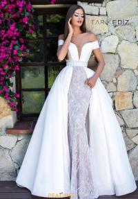 Tarik Ediz Dress 50309 | PeachesBoutique.com