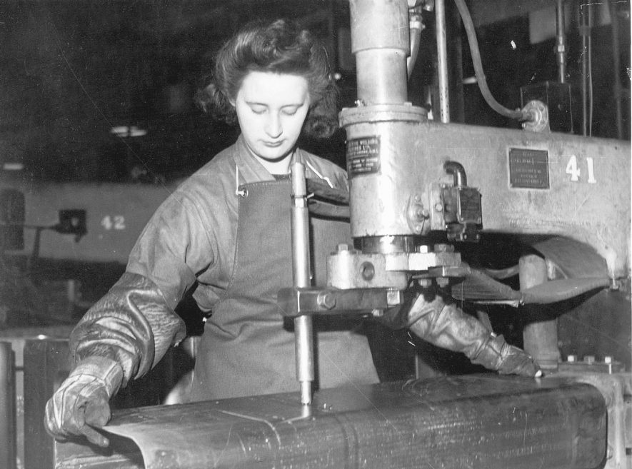 leamington spa factory worker