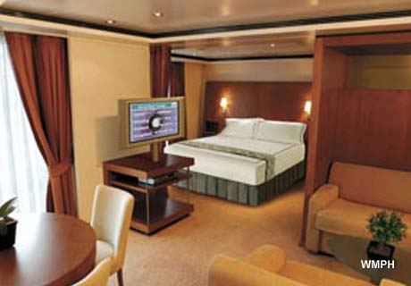 Seven Seas Voyager Cabin 929  Category SS  Seven Seas Suite 929 on iCruisecom