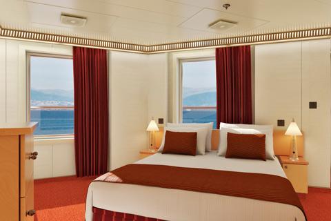 Carnival Splendor Cabin 8448 Category 9C Premium