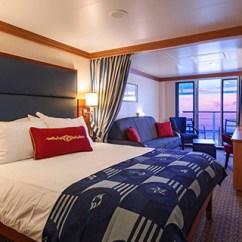 Disney Dream Sofa Bed Garden Treasures Covers Cabin 6118 Category 04d Deluxe Family Oceanview