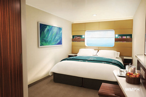 Norwegian Breakaway Cabin 5146 Category O1 Family Oceanview Stateroom With Large Picture