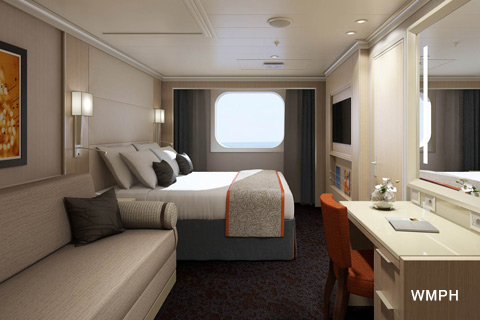 disney dream sofa bed slipcovers for camper sofas koningsdam cabin fb1019 - category fb family ocean view ...