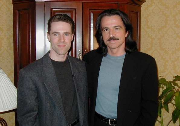 Musician Yanni revisits a time when he nearly gave up his career in music.