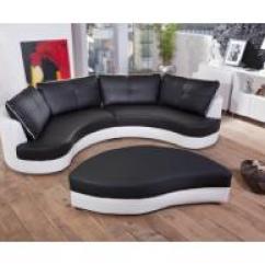 Big Sofa Eckcouch Italian Sectional Sleeper Ein Rundsofa Kauft Man Bei Livingo.de