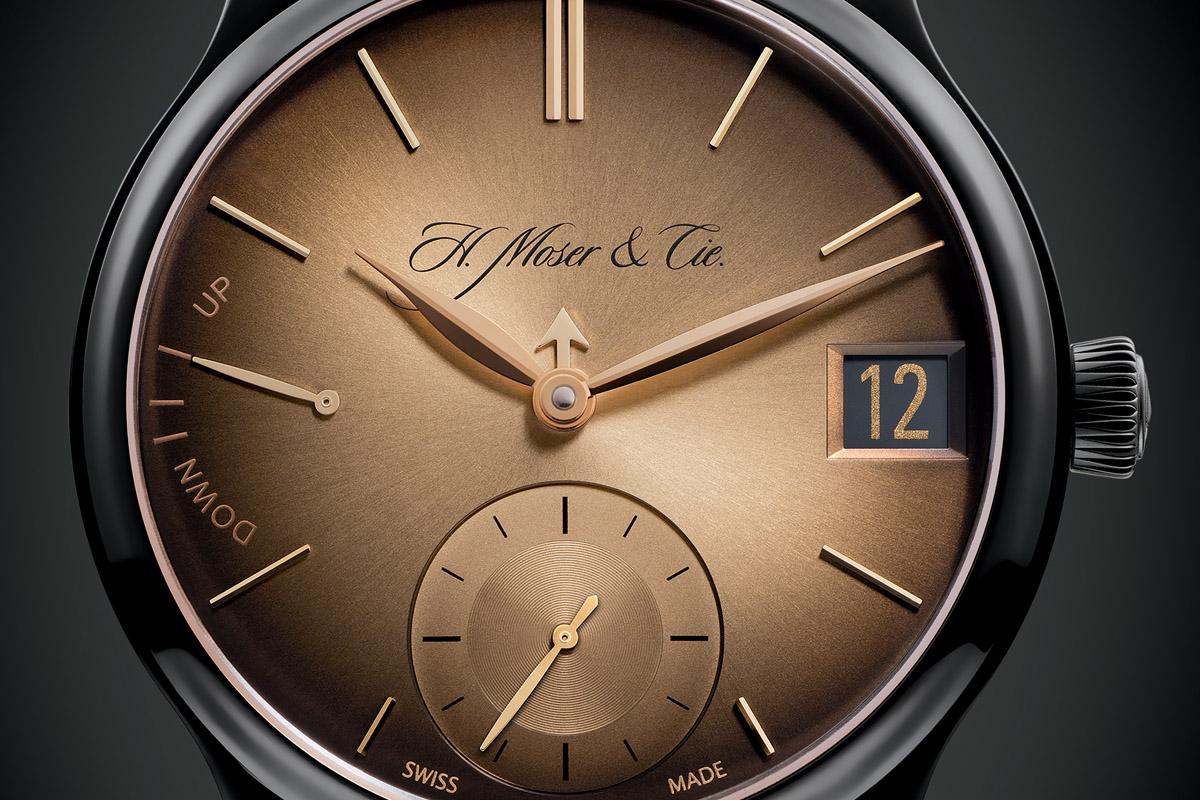 H.Moser & Cie Endeavour Perpetual Calendar Golden - 4