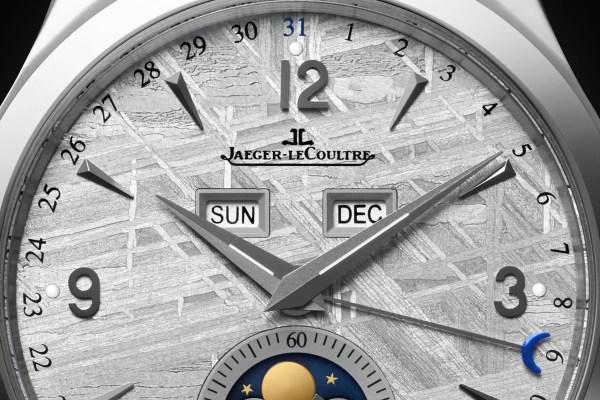 Pre-sihh 2015 Jaeger-lecoultre Master Calendar Meteorite