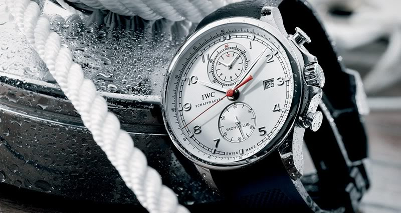 Introducing The IWC Portuguese Yacht Club Chronograph Ocean Racer For The Volvo Ocean Race