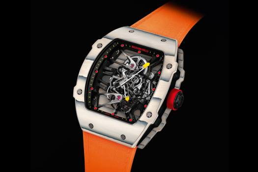 Only Watch 2015 - a prototype of Richard Mille RM 27-02 ...