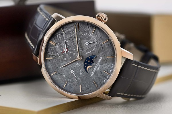 Watches with Meteorite Dials