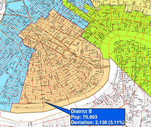 36 Hours Uptown Redrawing City Council District B
