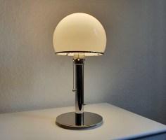 ORIGINAL Wagenfeld Leuchte WA24   Designermöbel Marburg