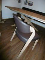 Voglauer Stuhl V Alpin / Designermöbel Hohentengen