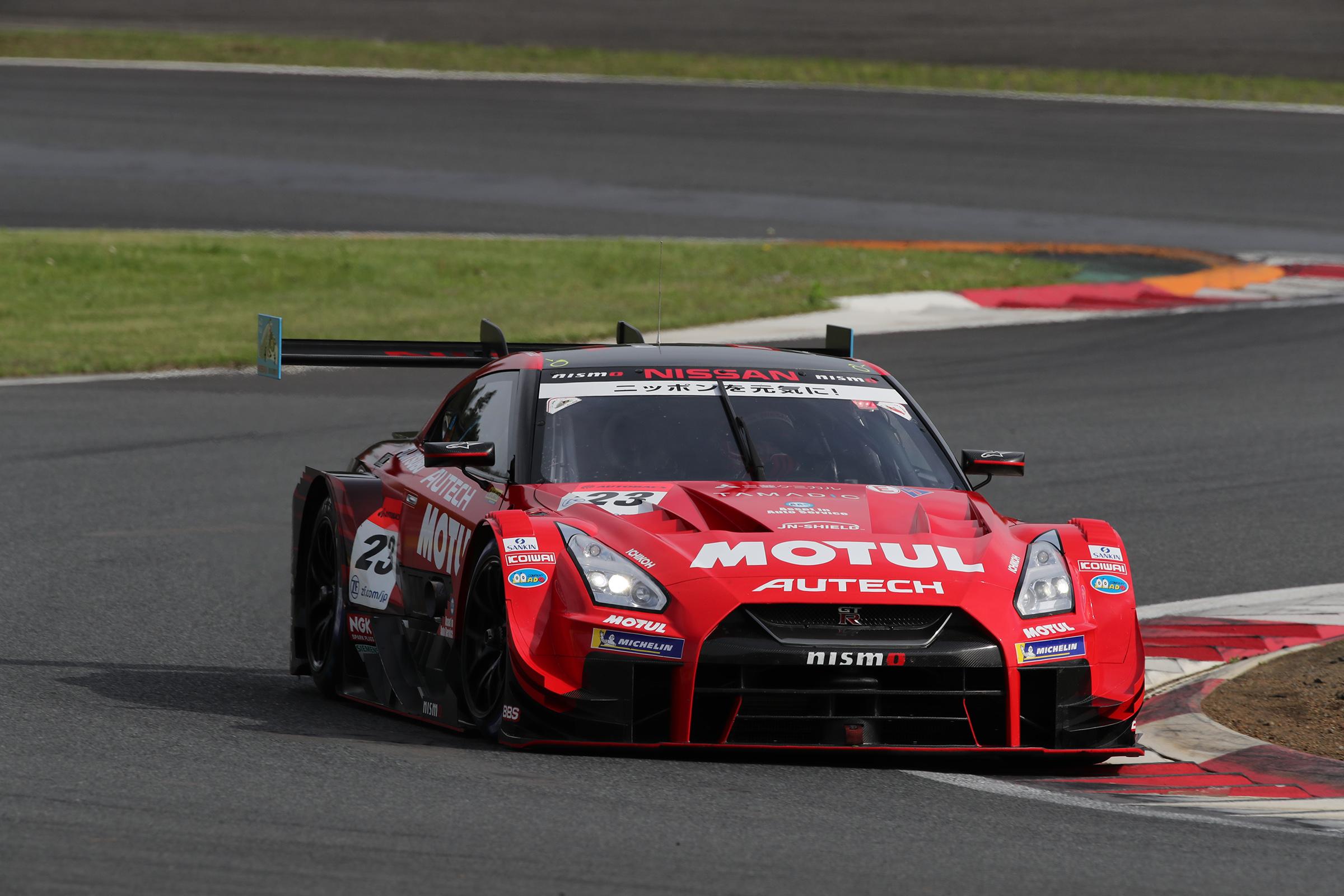 https www endurance info com en second consecutive pole for motul autech nissan gt r