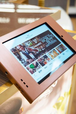 Baja-Duty-Free-Diageo-store-iPad