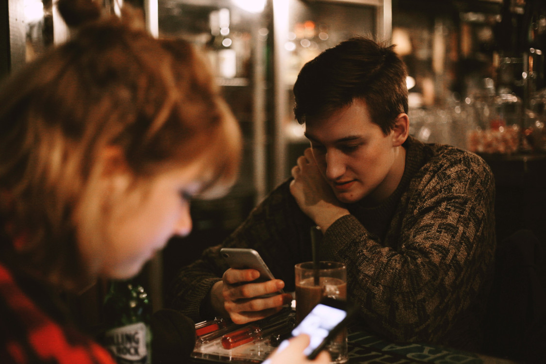 Tinder and the Tyranny of Language - Quillette
