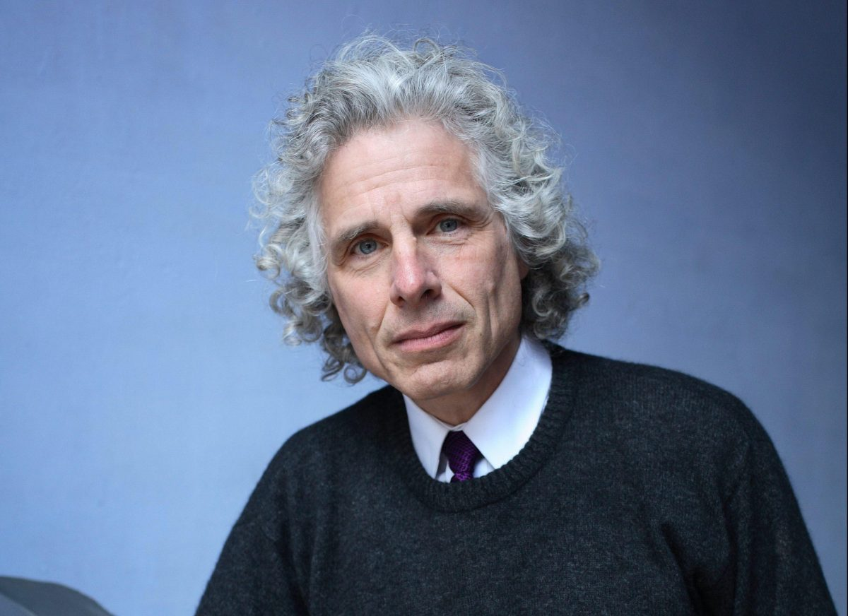 Steven Pinker: Counter-Enlightenment Convictions are 'Surprisingly Resilient'