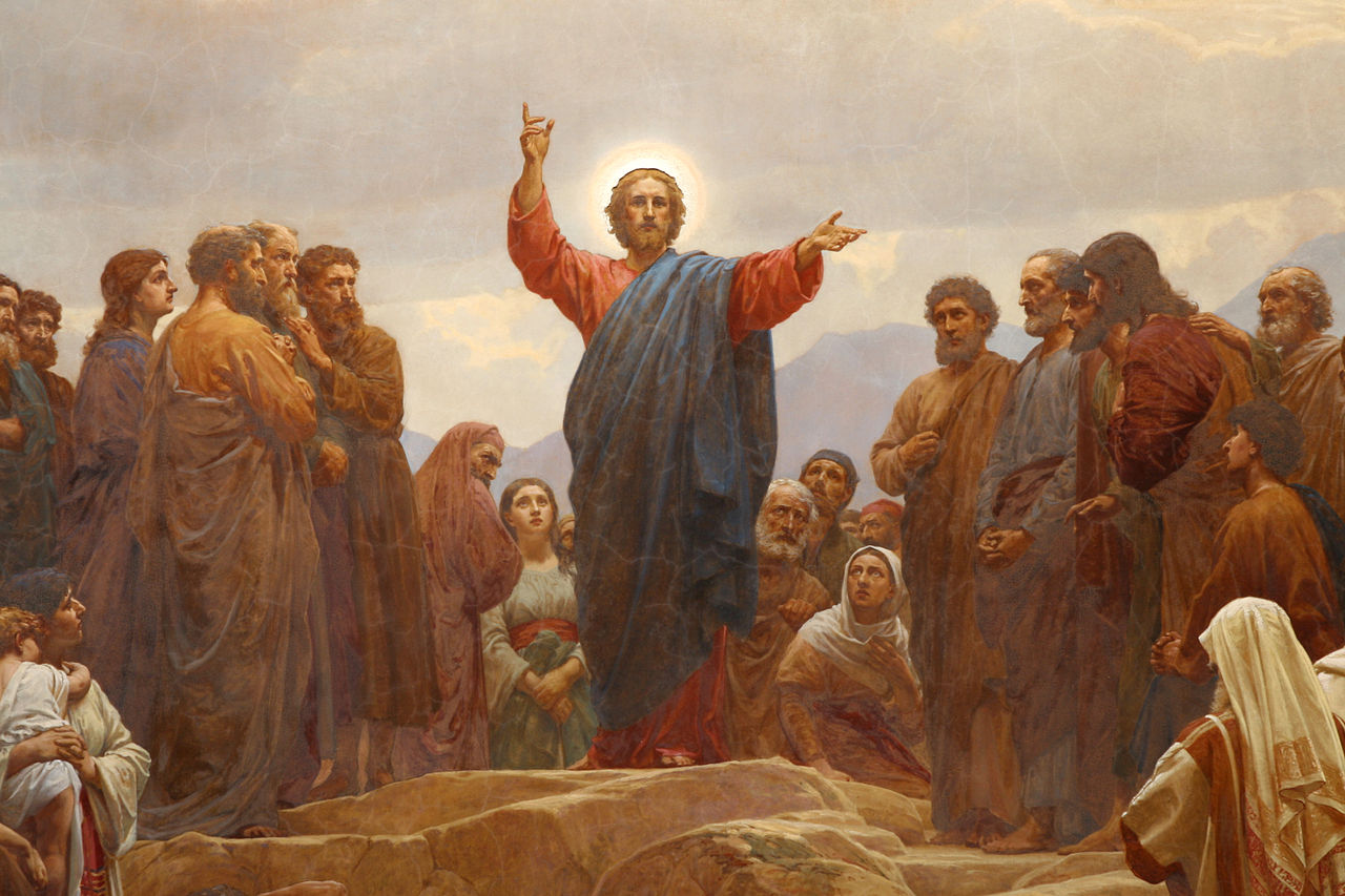 What Jordan Peterson Gets Wrong About the Beatitudes - Quillette