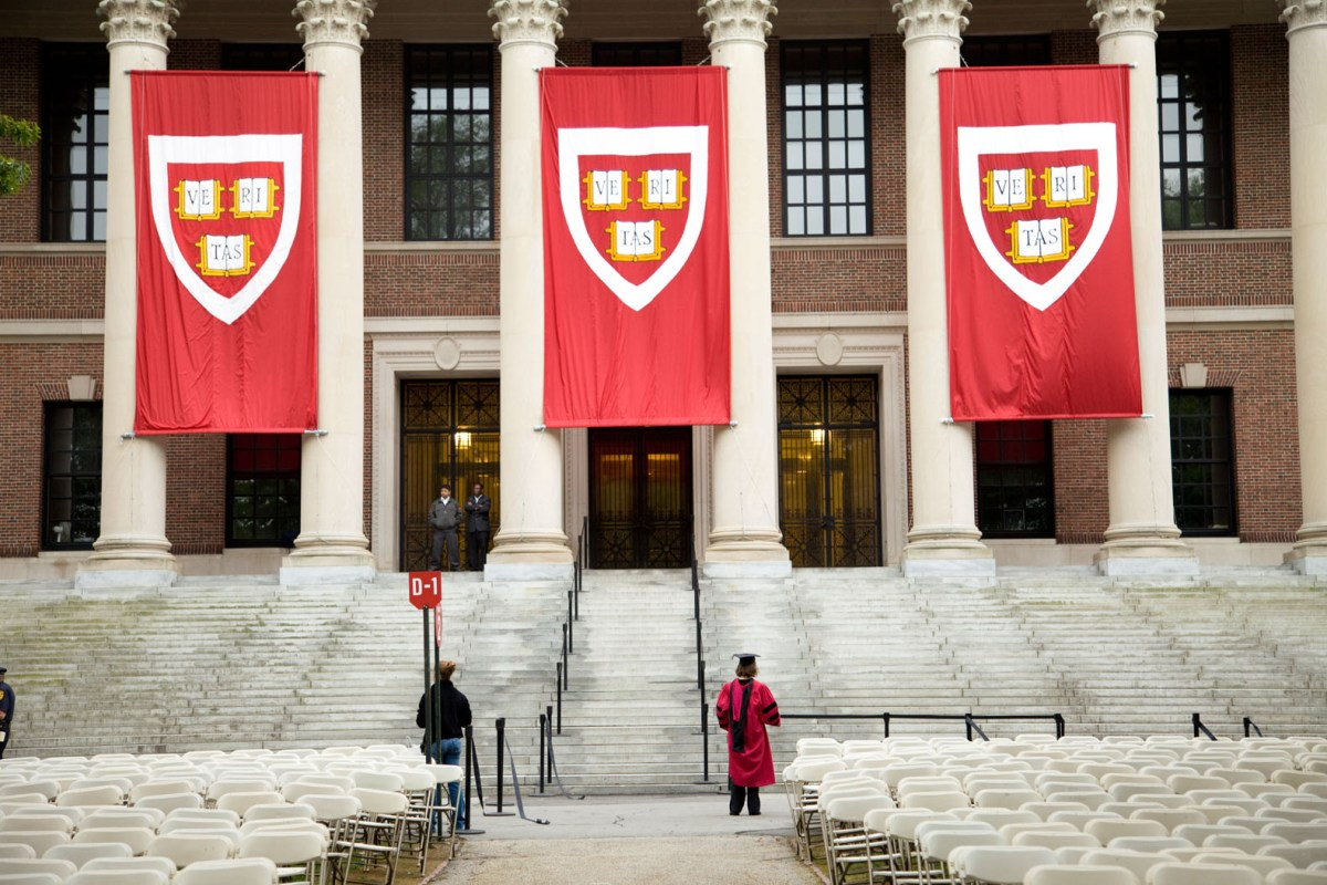 Harvard Thinks Rich People Are Better Than You