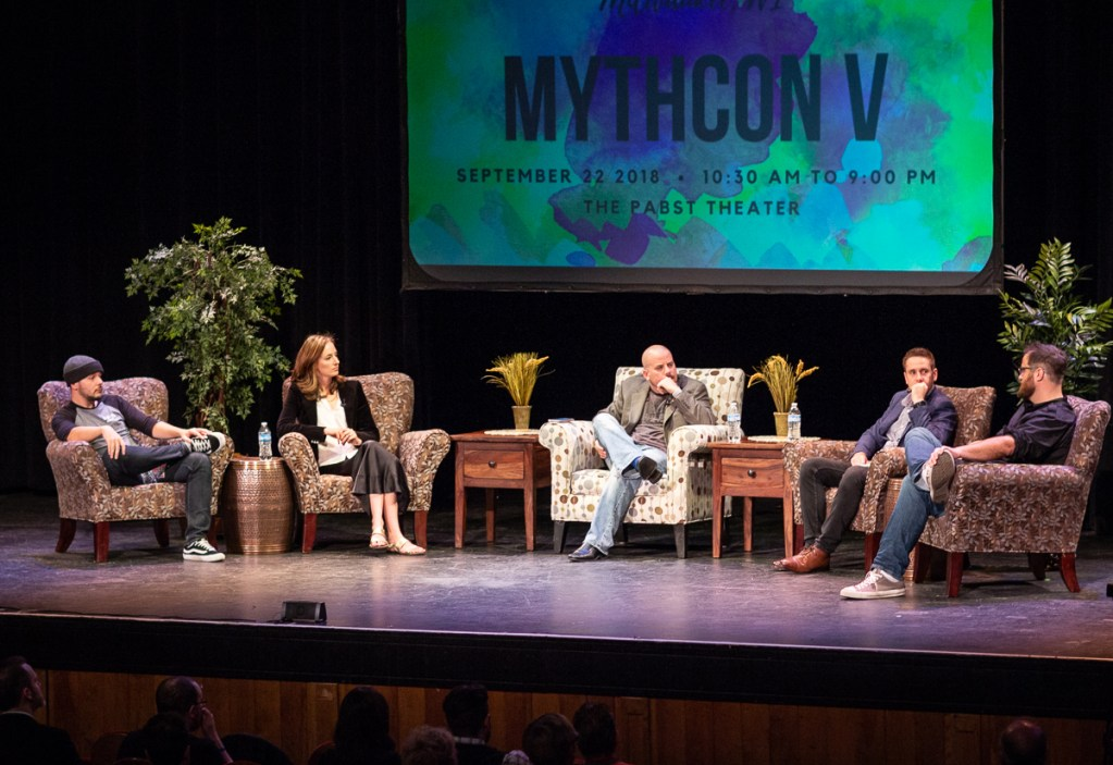 Amidst the YouTube Junkies of MythCon, I Witnessed a New