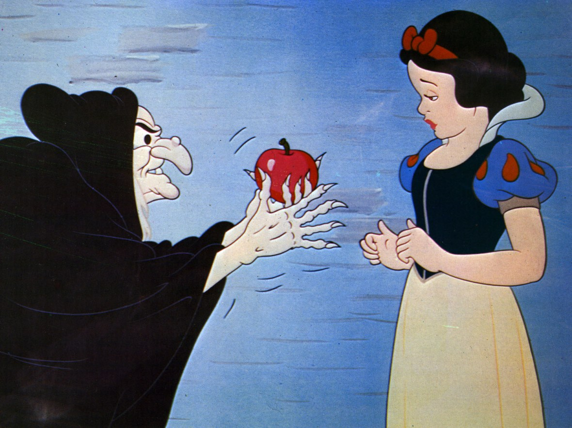 Snow White And The Seven Dwarfs 1937 The First Walt Disney Feature Length Cartoon Quillette