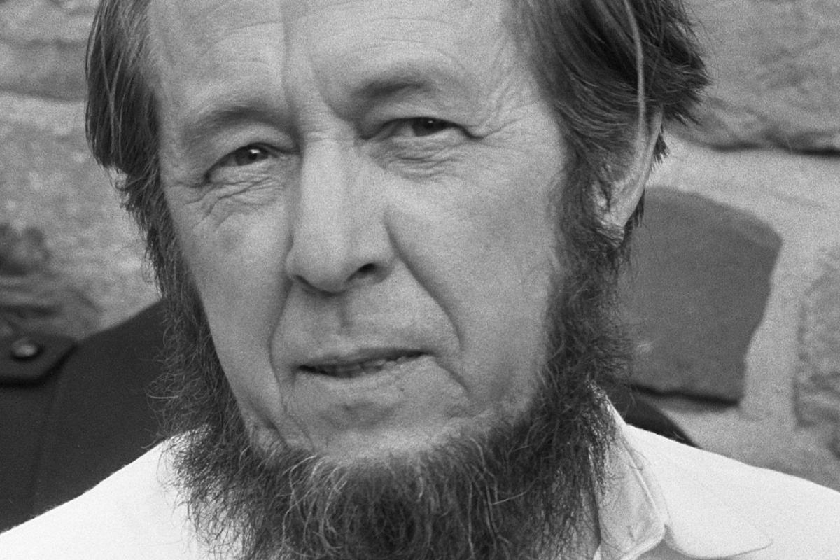 Solzhenitsyn: The Fall of a Prophet - Quillette