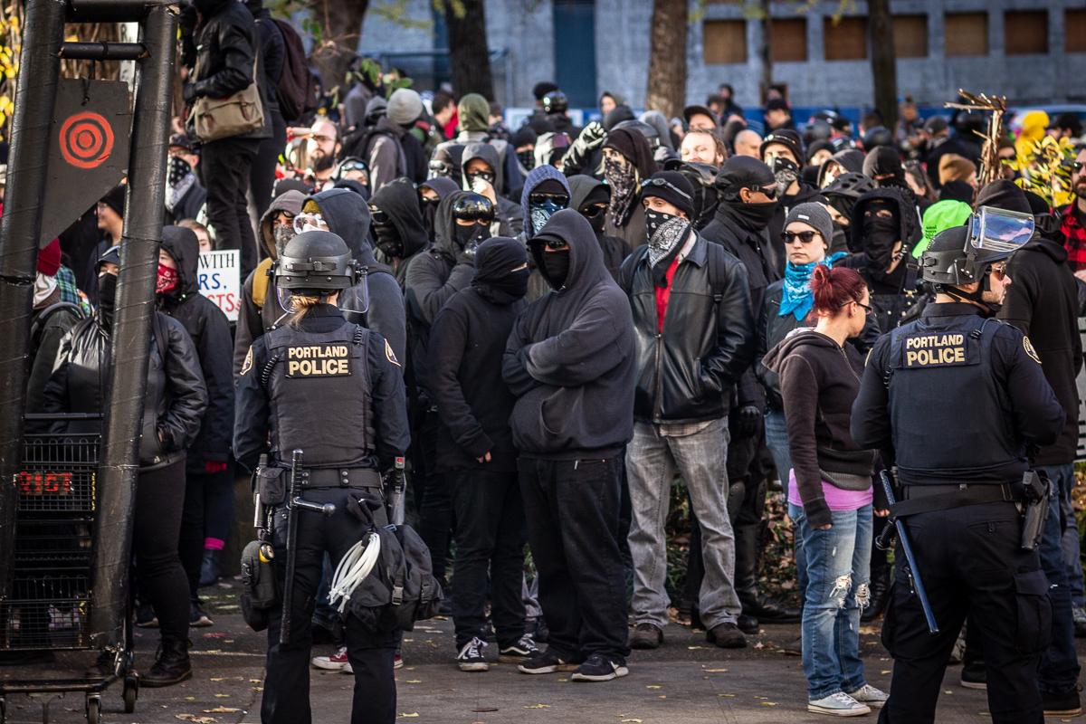 Neutralizing Ngo: The Apologetics of Antifascist Street Violence
