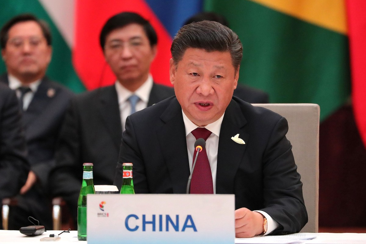When the Lion Wakes: The Global Threat of the Chinese Communist Party