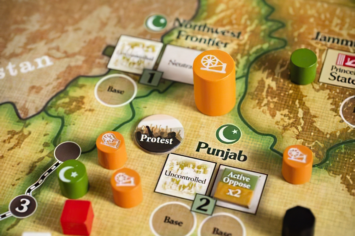 Goa, Gods, Gandhi and Greed: Lessons in Colonialism from Four Boardgames