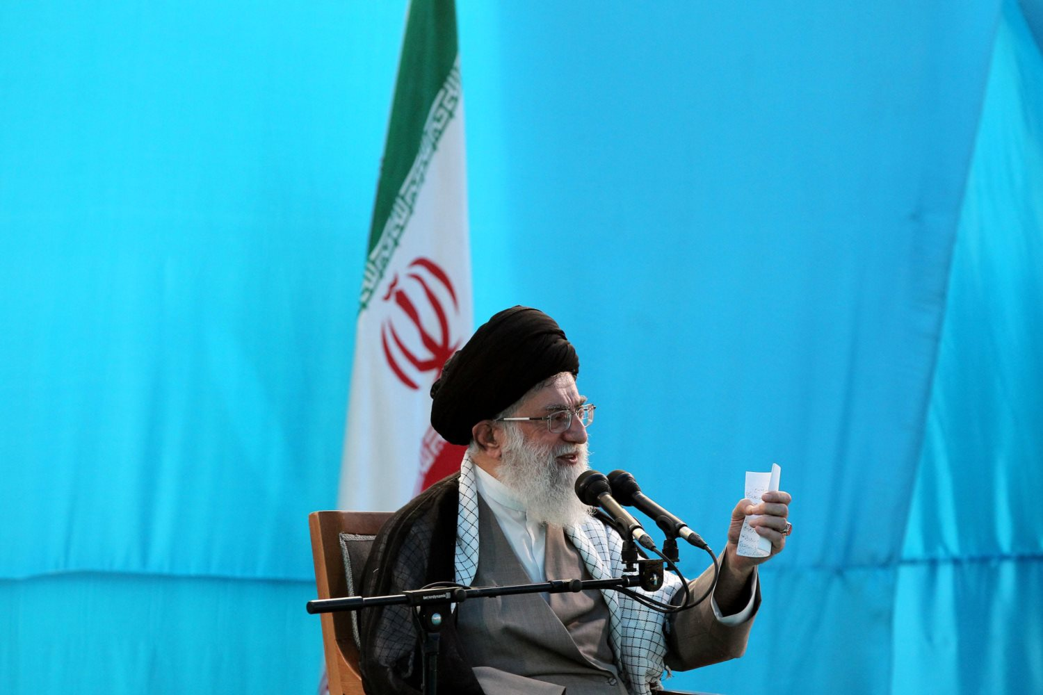 How Long Before the Regime Falls in Iran?