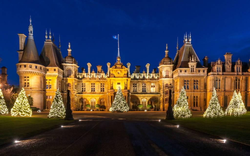 Christmas Carnival Waddesdon Manor