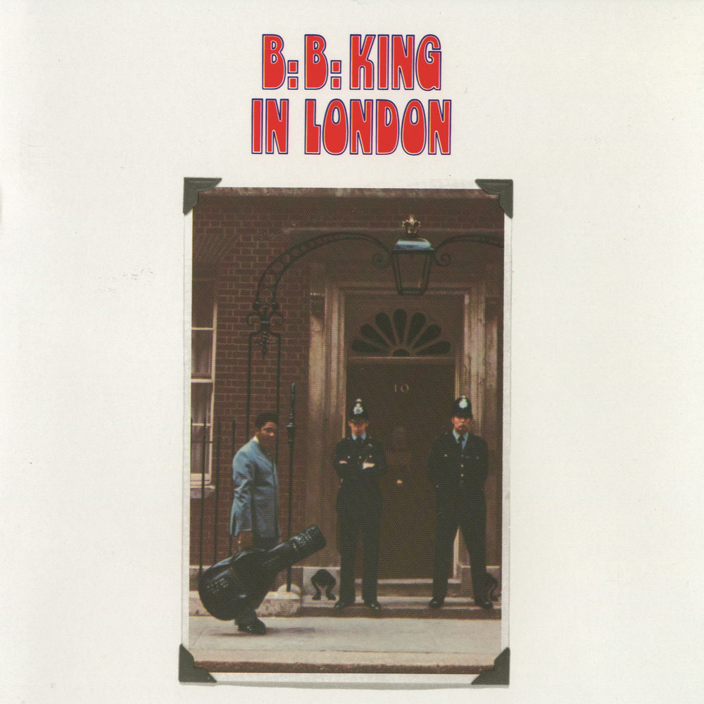 BB King In London in HighResolution Audio  ProStudioMasters