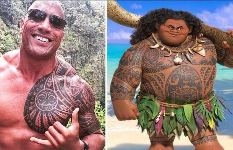 Maui Actor - O sucesso de Moana da Disney