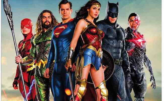 Justice League 4k Blu Ray And Dvd Release Details Seat42f