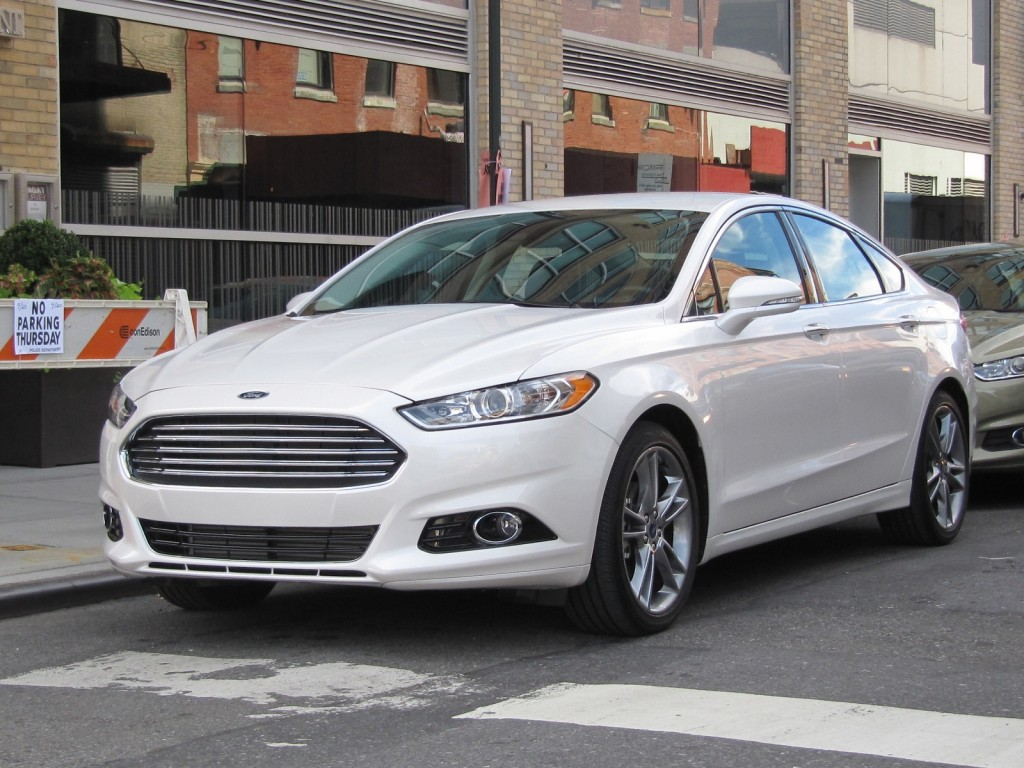 medium resolution of insuring your ford fusion