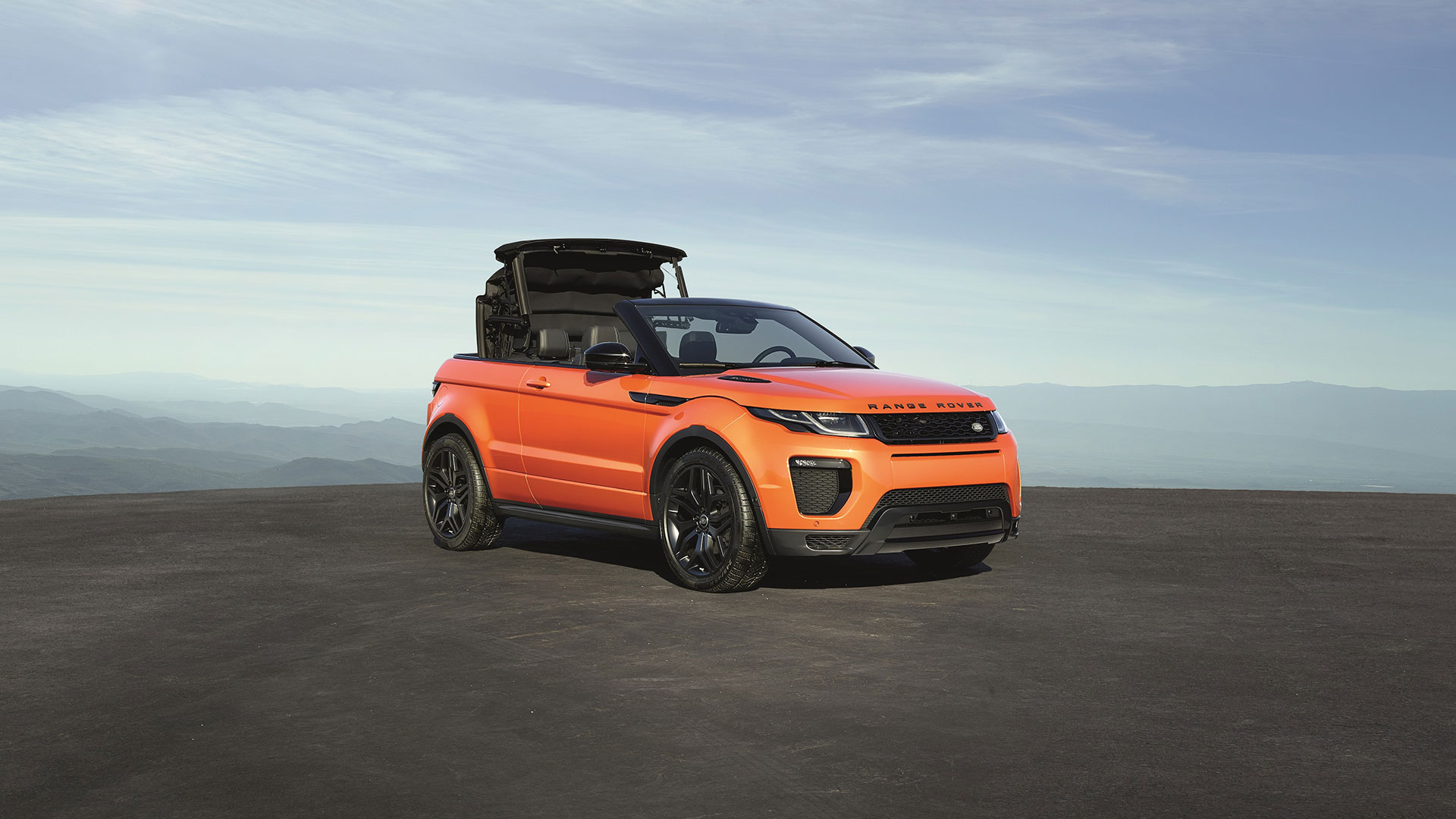 In Defense of the New Range Rover Evoque Convertible The Drive