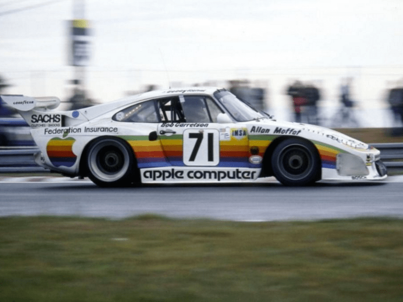 Adam Carolla Buys Paul Newman's Porsche 935 for $4.4 Million