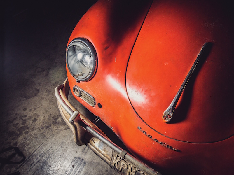 This Custom Air-Cooled Porsche Barn Find Spent 40 Years Sitting