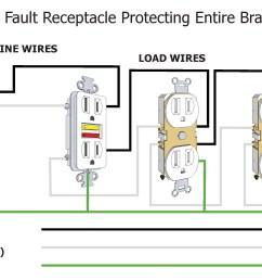 diagram wiring multiple gfci schematics wiring diagrams lol [ 3236 x 1677 Pixel ]