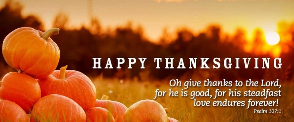 Have a Blessed Thanksgiving! | Pizza Ranch