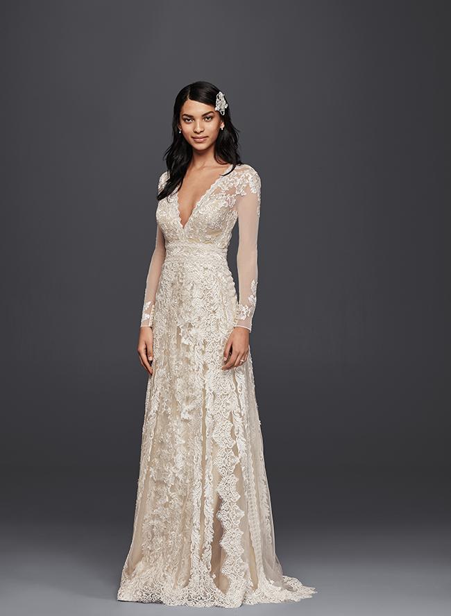 Fall 2016 Wedding Dress Trends