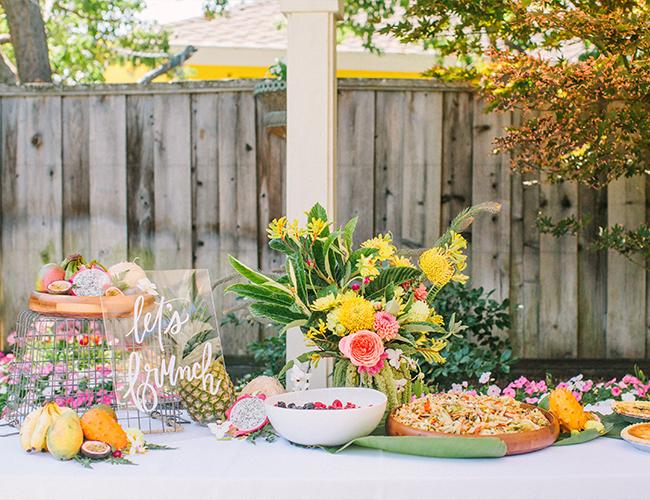 Ideas decorativas para celebrar una fiesta en casa