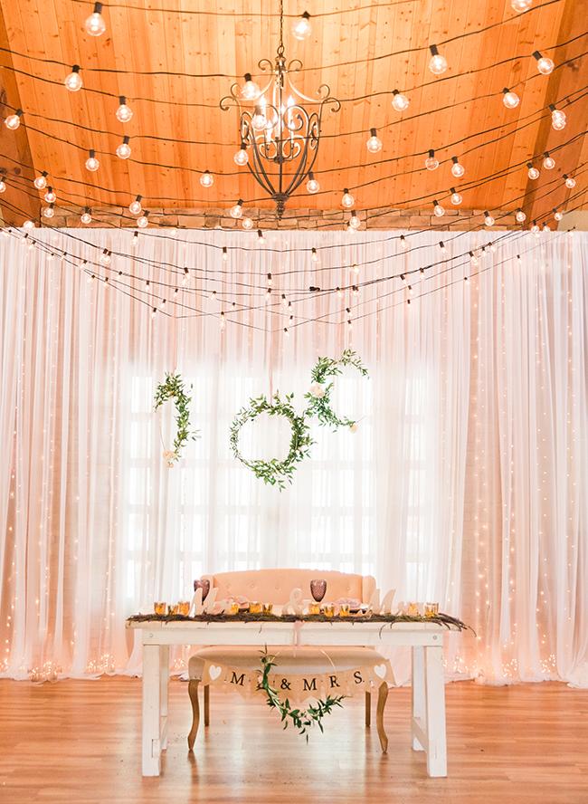 Savannah and Cole LaBrants Stunning Blush Wedding
