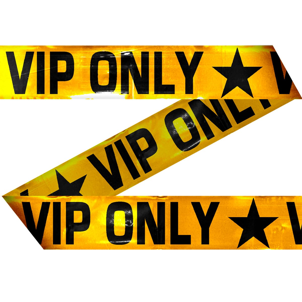 Partyartikel Roter Teppich Absperrband Vip Only 15m