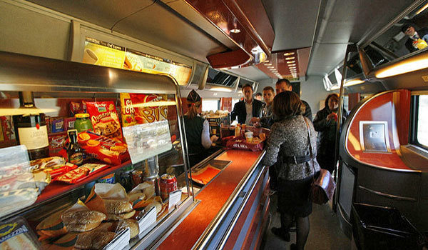 Train Buffet