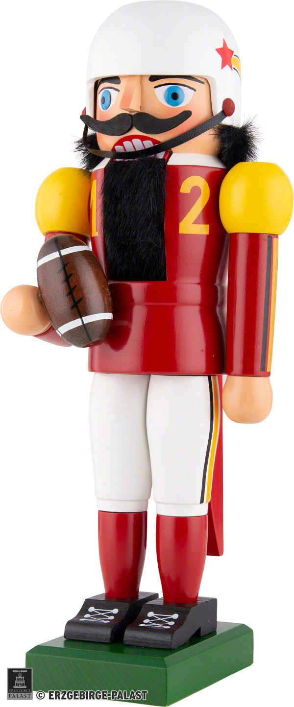 Nutcracker - Footballer 36 Cm 14.2in Franz Karl