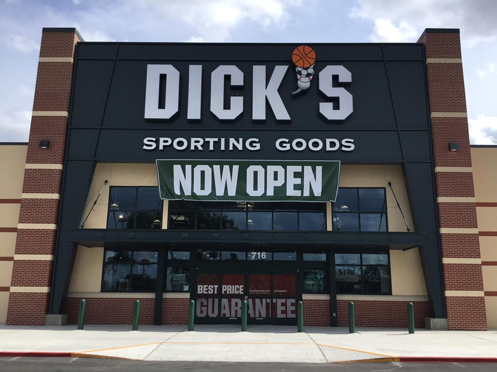 dick s sporting goods store in mcallen tx
