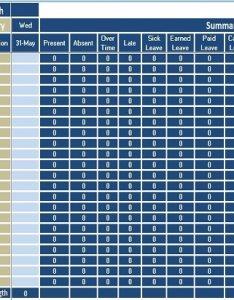 Download employee attendance sheet excel template also exceldatapro rh
