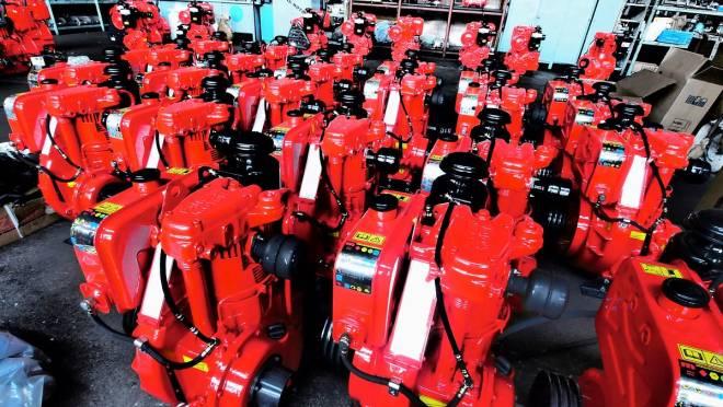 Kırmızı Pancar Motor