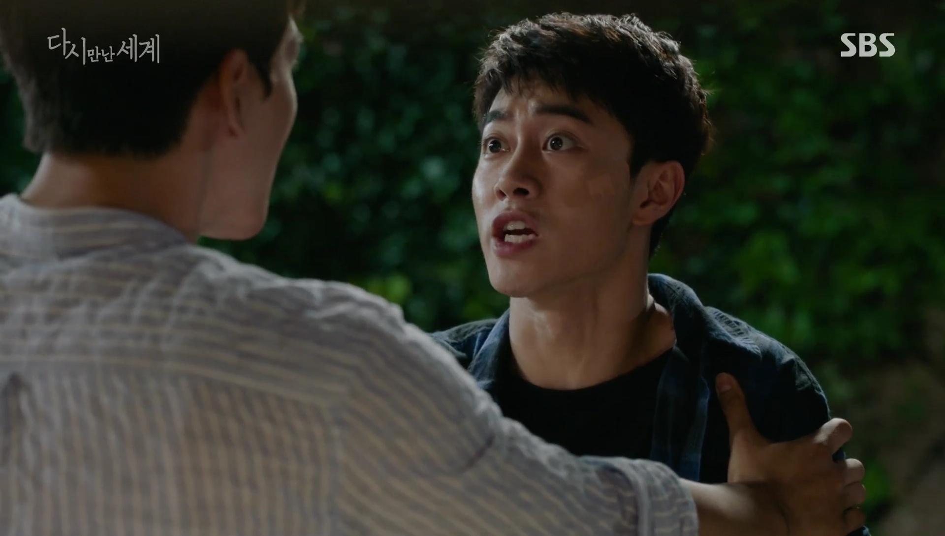 Reunited Worlds Episodes 3 4 Dramabeans Korean Drama Recaps